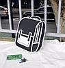 Оригинальные 2Д 2D рюкзаки, фото 5