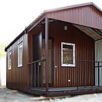 Современный дачный домик!