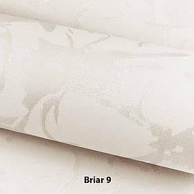 Рулонні штори Briar 9 кремовий з шириною 125см