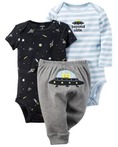 Carters Набор тройка для мальчика на 18 месяцев