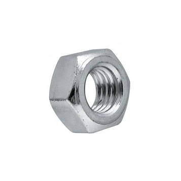 Гайка алюминевая MMG DIN 934  M4 100 шт