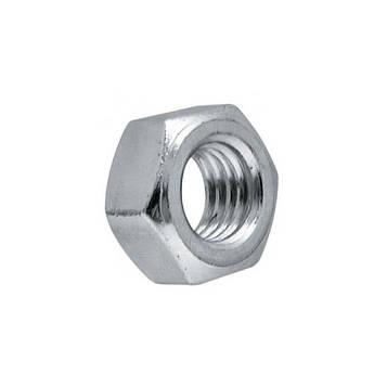 Гайка алюминевая MMG DIN 934  M6 100 шт