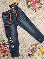 Стильные детские джинсы на 1-5 лет