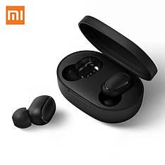 Бездротові навушники Xiaomi Mi True Wireless Навушники Basic (AirDots) Black Оригінал