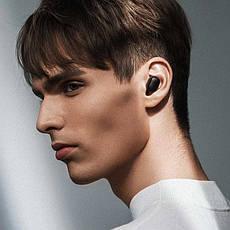 Бездротові навушники Xiaomi Mi True Wireless Навушники Basic (AirDots) Black Оригінал, фото 2