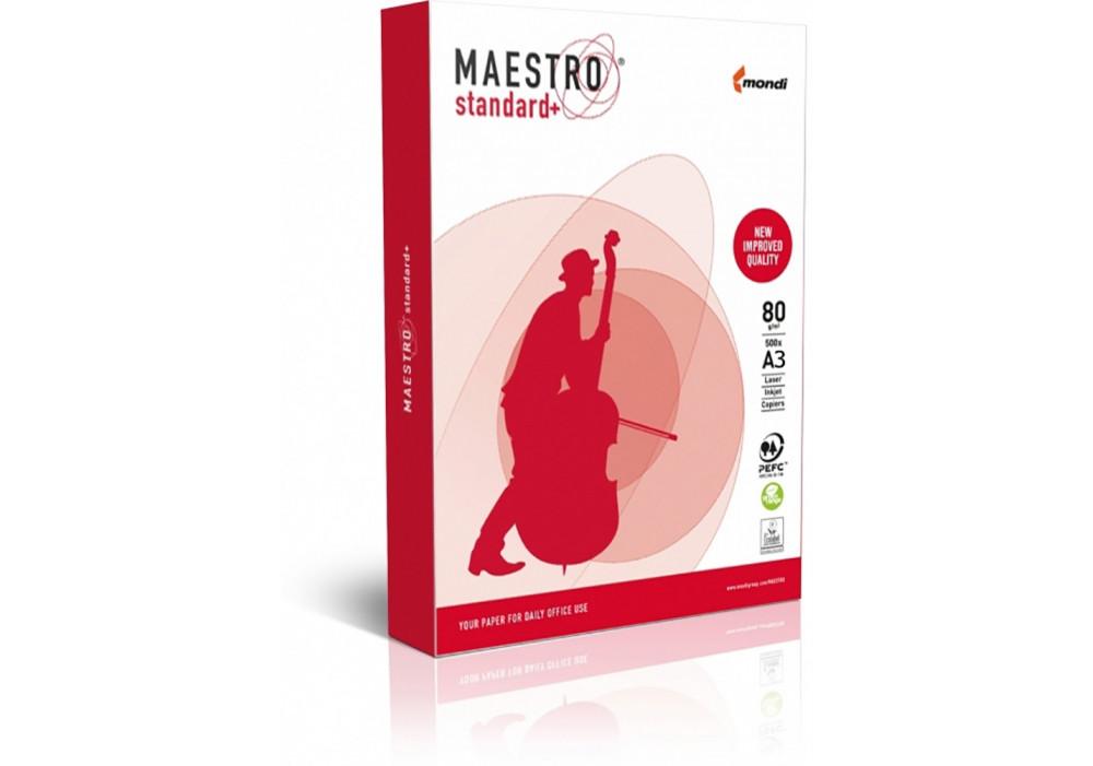 Бумага  А-3 Maestro Standart+