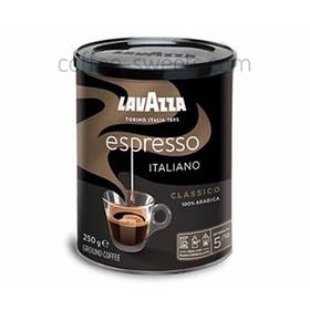 Кофе молотый Lavazza Caffe Espresso 250 г