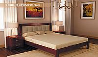 """Ліжко деревяне """"Неаполь"""""""