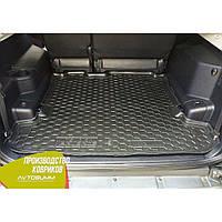 Авто коврик в багажник Mitsubishi Pajero Wagon 3/4 99-/07- (Avto-Gumm) Автогум
