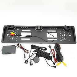 Номерная рамка с парктроником 2 Sensor MD