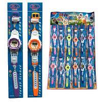 Детские наручные часы с рисунком (набор из 12 шт) CN653