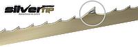 Стрічкове пильне полотно на пилораму Wood-Mizer SilverTip 35*1.0*22 гартована, розведена, загострена