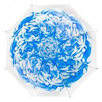 "Зонтик ""Роза"" (синий) CLG17093"