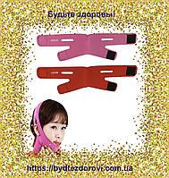 """Маска-бандаж для коррекции овала лица """"GLSLIM"""" (второй подбородок, щеки)."""