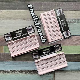 Ресницы Salon Professional пучковые, размер flare medium