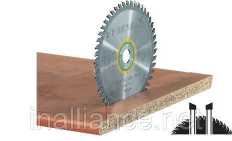 Пильный диск с мелким зубом 230 x 30 х 2,5 W 48 Festool 500648