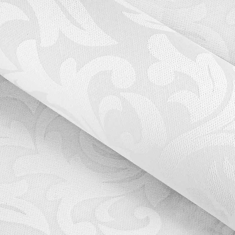 Рулонні штори Frost білий з шириною 132см