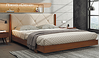 """Ліжко деревяне """"Сієна"""""""