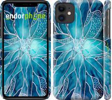 """Чехол на iPhone 11 чернило """"4726c-1722-535"""""""