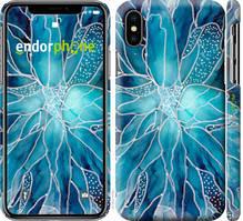 """Чехол на iPhone XS чернило """"4726c-1583-535"""""""
