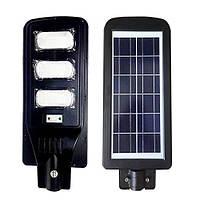 LED світильник на сонячній батареї 90W, фото 1