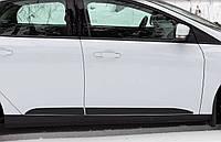 Молдинги на двері Ford Focus III 2014- (рестайлинг)