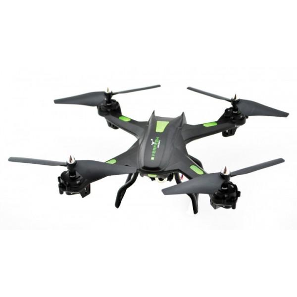 Квадрокоптер 360 градусовc фонарикомPlymex BJ-Model S5H Black летающий дрон