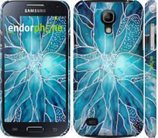 """Чехол на Samsung Galaxy S4 mini Duos GT i9192 чернило """"4726c-63-535"""""""
