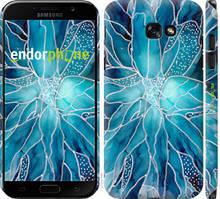 "Чехол на Samsung Galaxy A7 (2017) чернило ""4726c-445-535"""