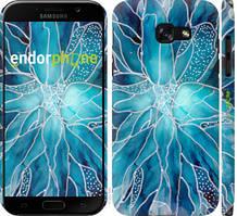 "Чехол на Samsung Galaxy A5 (2017) чернило ""4726c-444-535"""