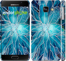 "Чехол на Samsung Galaxy A3 (2016) A310F чернило ""4726c-159-535"""