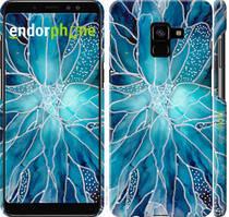 "Чехол на Samsung Galaxy A8 Plus 2018 A730F чернило ""4726c-1345-535"""