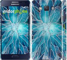 "Чехол на Samsung Galaxy A5 A500H чернило ""4726c-73-535"""