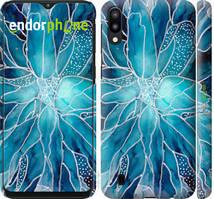 "Чехол на Samsung Galaxy M10 чернило ""4726c-1661-535"""