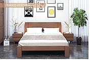 """Ліжко деревяне """"Мілан"""""""