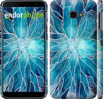 """Чехол на Samsung Galaxy J4 Plus 2018 чернило """"4726c-1594-535"""""""