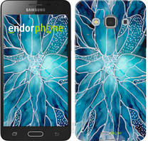 "Чехол на Samsung Galaxy J3 Pro чернило ""4726u-840-535"""