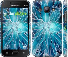 """Чехол на Samsung Galaxy J1 J100H чернило """"4726c-104-535"""""""