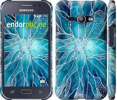 "Чехол на Samsung Galaxy J1 Ace J110H чернило ""4726c-215-535"""