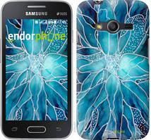 "Чехол на Samsung Galaxy Ace 4 Lite G313h чернило ""4726u-208-535"""