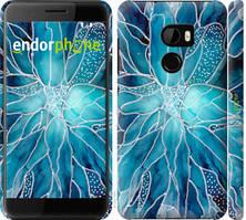 """Чехол на HTC One X10 чернило """"4726c-995-535"""""""