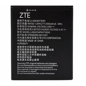 Аккумулятор АКБ ZTE Li3824T44P4h716043 для ZTE Blade A520 (Li-ion 3.85V 2400mAh) Оригинал Китай