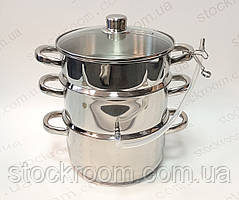 Каструля соковарка Cook Line WOT 9008 ~ 8 л