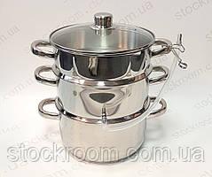 Кастрюля соковарка Cook Line WOT 9008 ~ 8 л