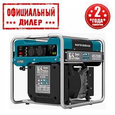 Генератор инверторный Konner&Sohnen KS 2300i (2.3 кВт)