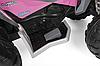 Электромобиль Peg-perego POLARIS OUTLAW PINK POWER, фото 2
