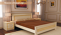 """Ліжко деревяне """"Мадрид"""""""
