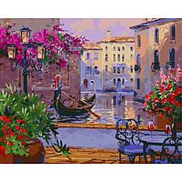 Картины по номерам Чарующая Венеция / пленка 40*50 арт. КНО3559