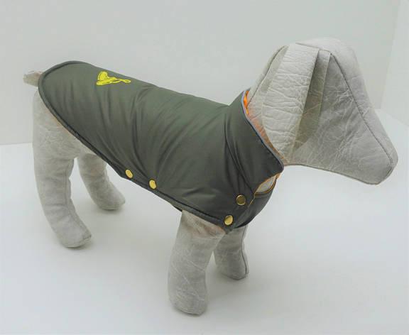 Попона для собак Актив хаки, фото 2