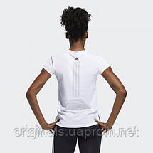 Женская футболка adidas Tee White FH8070 2020, фото 3